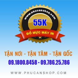 Đổ mực máy in canon tại Hà Nội