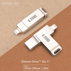 Ổ cứng mở rộng dành cho iphone iUSB Drive Dteens X1 32G