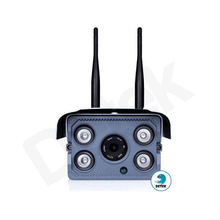 Camera IP Camhi Z300 ngoài trời chống nước hồng ngoại 5