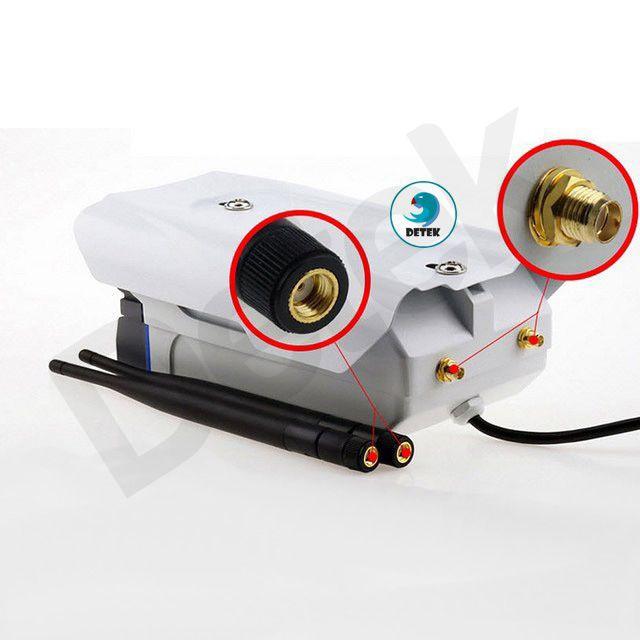 Camera IP Camhi Z300 ngoài trời chống nước hồng ngoại 7