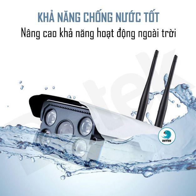 Camera IP Camhi Z300 ngoài trời chống nước hồng ngoại 3