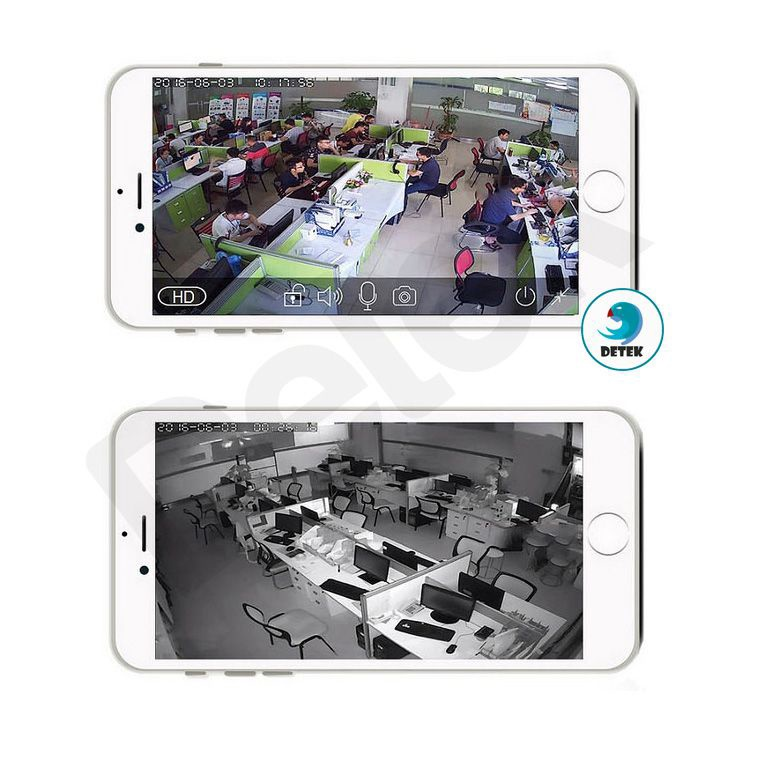 Camera IP Camhi Z300 ngoài trời chống nước hồng ngoại 4