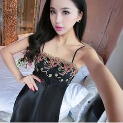 Đầm ngủ nữ thời trang quyến rũ - DN037