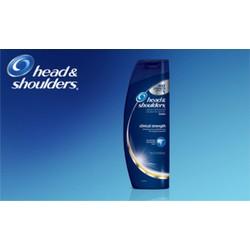 Dầu gội siêu trị gàu Head and Shoulders 420ml-USA