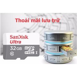 Thẻ nhớ Sandisk Ultra 32GB