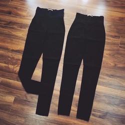 quần tregging lưng cao