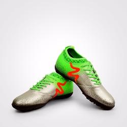Giày đá banh sân cỏ nhân tạo Mitre 161130 chính hãng  - Xanh lá bạc