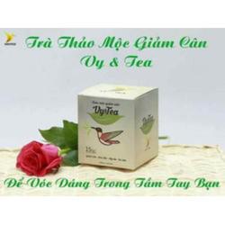 Trà Thảo Mộc Giảm Cân Vy and Tea
