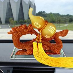 Nước hoa oto cao cấp biểu tượng rồng vàng