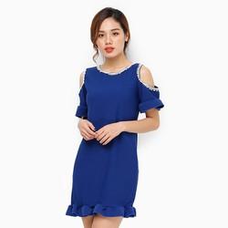 Đầm Oversize Tay Loe Xinh Xắn Ms1
