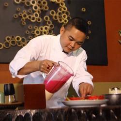 Chef Khu - Khoá học làm bánh với đầu bếp chuyên nghiệp