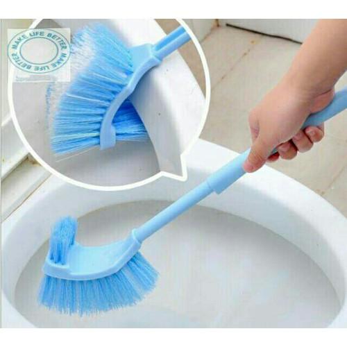 Chà cầu 2 đầu vệ sinh toilet