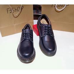giày cổ thấp nam