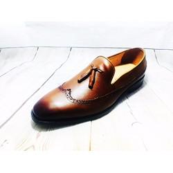 Giày Tây Nam Da Bò Nhập Khẩu Cao Cấp Thời Trang