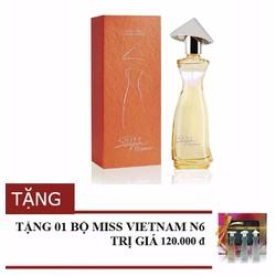 Nước hoa Miss Sài Gòn Elegance N5 - Công ty Mỹ Phẩm Sài Gòn