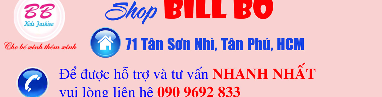 Shop Bill Bo