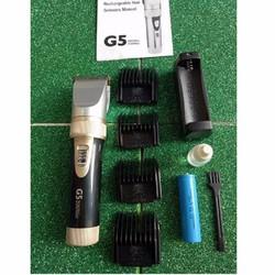 tông đơ - tông đơ G5 cắt tóc chuyên nghiệp