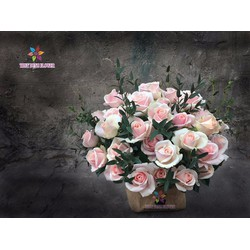 Hộp hoa hồng