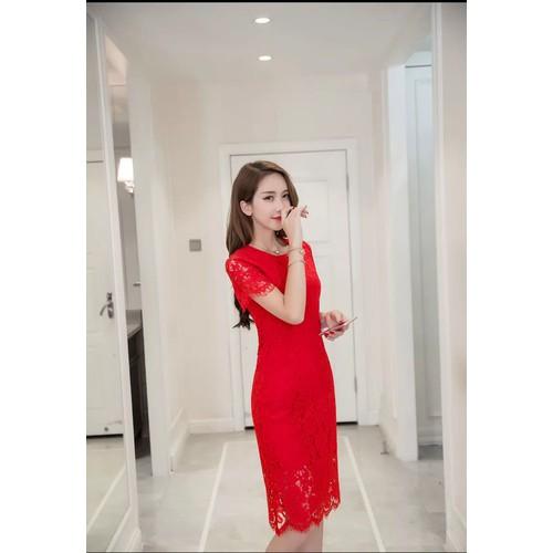 Đầm Ren Body Dự Tiệc Cao Cấp Cam Kết Đẹp