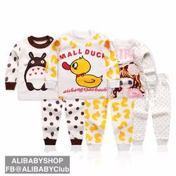 Bộ quần áo body trẻ em chất lượng sản phẩm tăng lượt up selling.