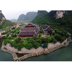 Du Lịch sinh Thái Tràng An và chùa Bái Đính