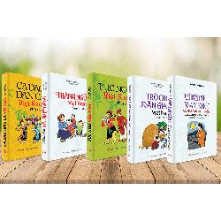Sách Văn Học - Combo văn học Việt Nam hiện đại