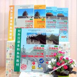 Giáo trình Hán ngữ phiên bản mới - trọn bộ 6 cuốn