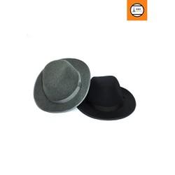 Bộ 2 nón vành Fedora cá tính sành điệu thời trang