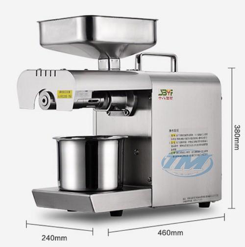Máy ép dầu thực vật ZJ-609 3