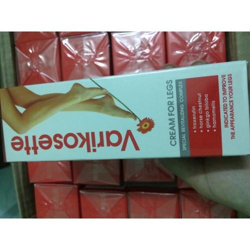 Varikosette kem chữa chứng suy giãn tĩnh mạch