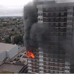 Dây thoát hiểm căn hộ chung cư cao tầng