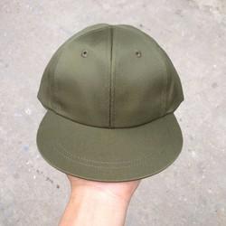Mũ lưỡi trai phong cách lính mỹ