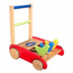 Xe tập đi cho bé bằng gỗ - XTD100  2