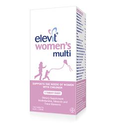 Vitamin tổng hợp cho phụ nữ sau sinh Elevit Womens Multi - 100 viên