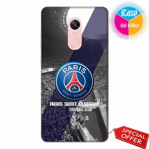 Ốp lưng Xiaomi Note 4xNhựa dẻo in hình Câu lạc bộ Paris Saint Germain
