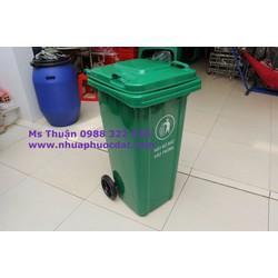 Bán Thùng rác 240 lit có bánh xe giá rẻ tại Hồ Chí Minh