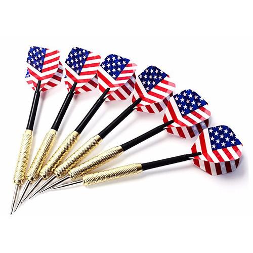 ? Bộ 6 Mũi tên phi tiêu lá cờ nước Mỹ  ? cung cấp bởi Winwinshop88