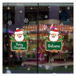 Decal trang trí Giáng Sinh 13