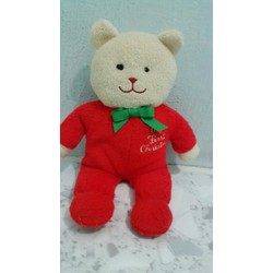 Gấu bông cho mùa Noel