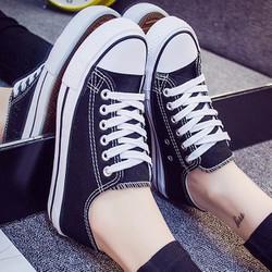 Giày Bánh mì nữ cá tính BM062D