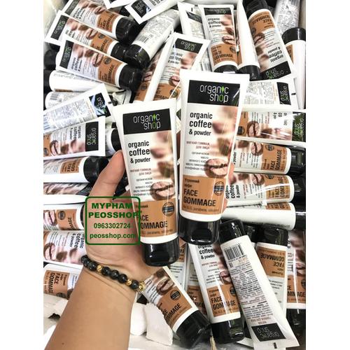 Tẩy da chết mặt Organic shop Organic coffee powder Nga - 10489852 , 7665146 , 15_7665146 , 65000 , Tay-da-chet-mat-Organic-shop-Organic-coffee-powder-Nga-15_7665146 , sendo.vn , Tẩy da chết mặt Organic shop Organic coffee powder Nga