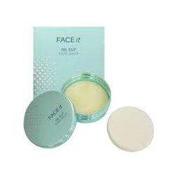 Phấn phủ cho da dầu Face It Oil Cut Powder Pact TheFaceShop