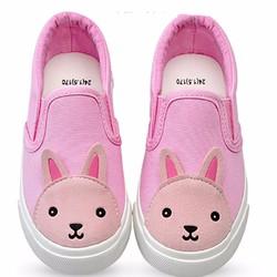 Giày vải cao cấp hoạt hình ngộ nghĩnh - hàng chính hãng Bu Ding