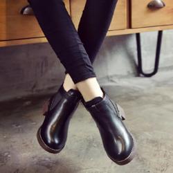 Giày Boot Nữ Cao Cổ