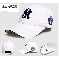nón thời trang nam nữ thêu logo NY