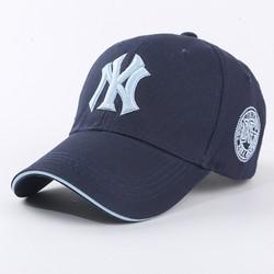 nón thời trang thêu logo NY nam nữ