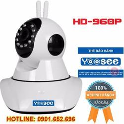 Camera yoosee ip không dây wifi chính hãng