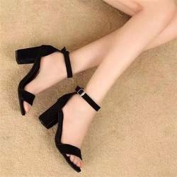 giày cao gót vuông nữ  huyền thoại cực đẹp