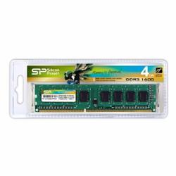 RAM  4GB 1600 silicon bus 1600 Pc