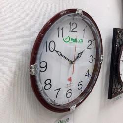 đồng hồ treo tường - Trang trí phòng ngủ độc đáo